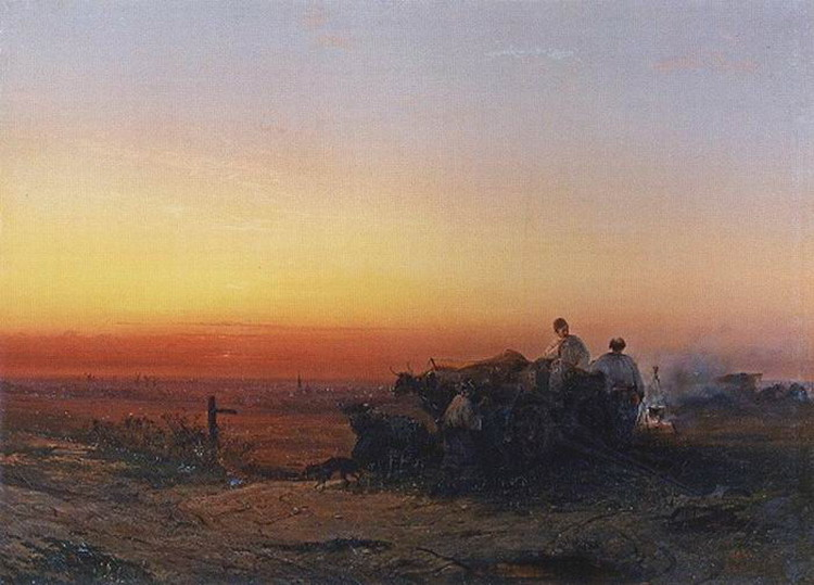 Чумаки. 1854