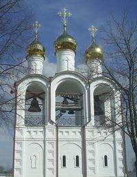 Звонница Никольского монастыря