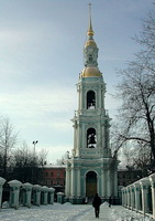 Колокольня Никольского Морского собора