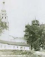 Храм Воскресения Христова в селе Молвитино.