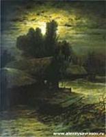 Зимняя ночь. 1869