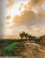 Проселок. 1873