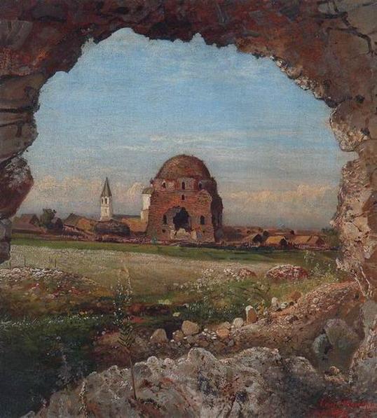 Село Болгары.1872