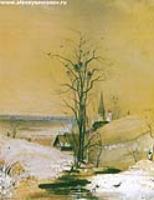 Ранняя весна. 1880-е