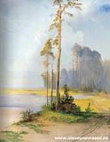 Сосны. 1880-е