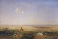 Степь днем. 1852
