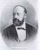 К.К. Герц, искусствовед. Начало 1870-х